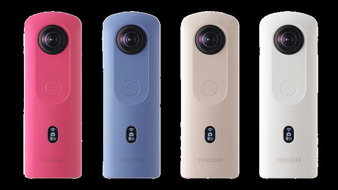 Ricoh Cameras