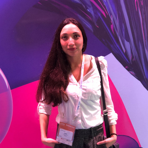 Maria Leguizamón - Sales Intern